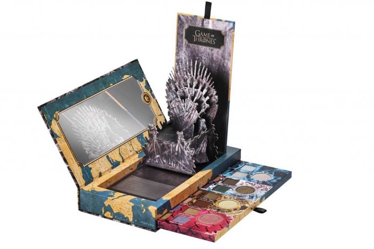 Newport Beach-Based Urban Decay And Game of Thrones Join Forces With A New Makeup Line
