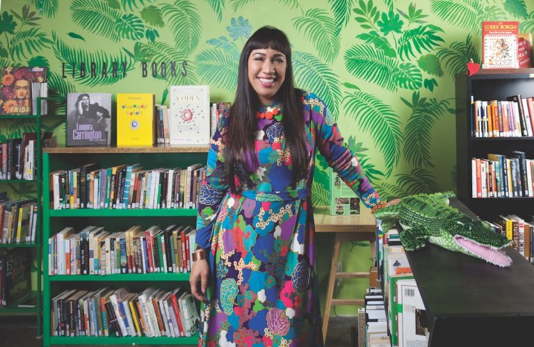 Something Borrowed: Founder Wants to Spark Creativity with Lending Library