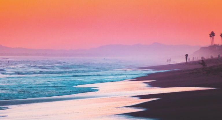 O.C. At Night: Best Sunset Spots