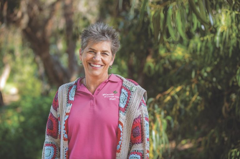 The CEO of Girl Scouts Orange County Wants to Change Your Impression
