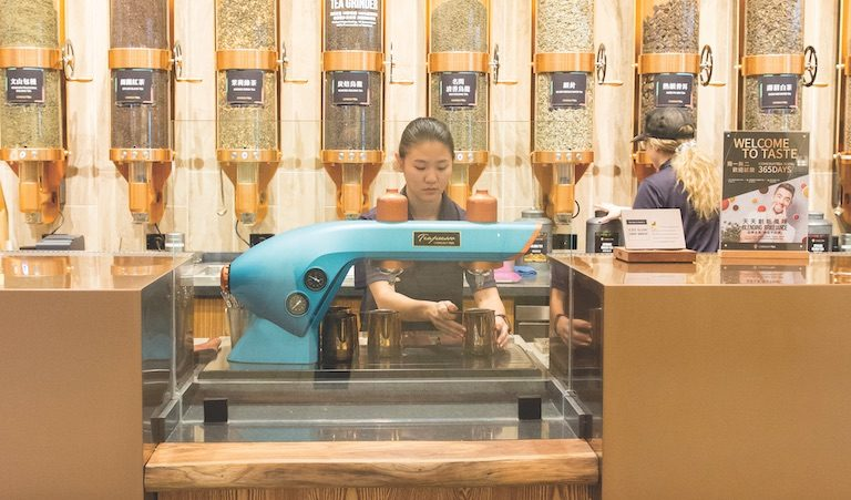 Hoods: New Tea Shop Adds to Mix in Mission Viejo