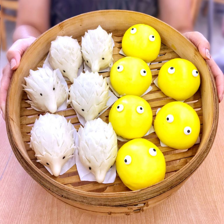 Insta-Hit: SonicBuns and PokeBuns from The Dim Sum Co. in Westminster