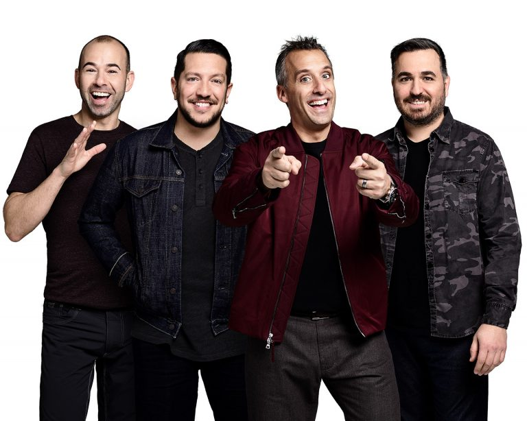 Lifelong Friends Behind Hit Show 'Impractical Jokers' Bring Their Comedy Tour To Anaheim