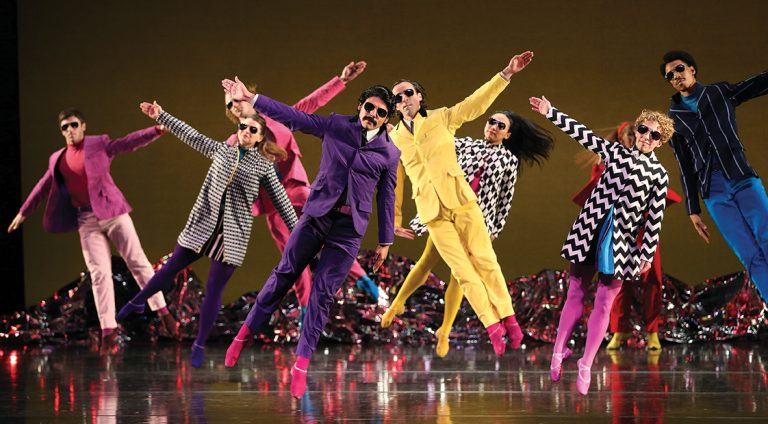 Mark Morris Dance Group's 'Pepperland' Opens At Segerstrom Center This Week