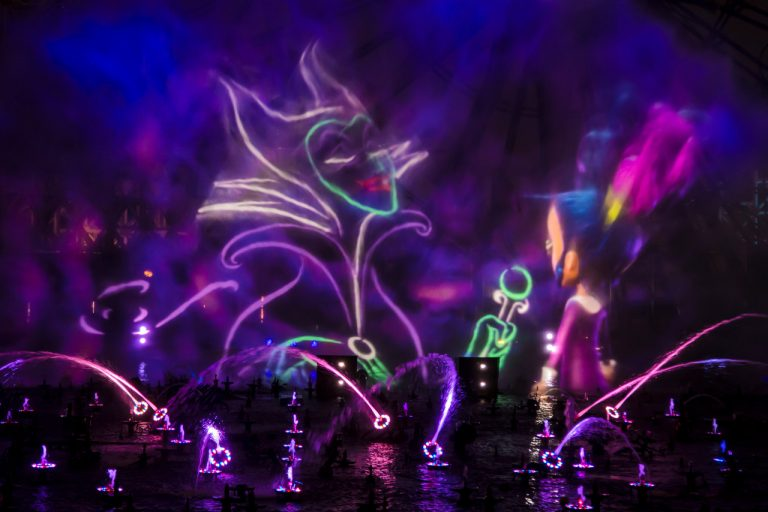 A Preview of Disney's New Halloween Party: Oogie Boogie Bash