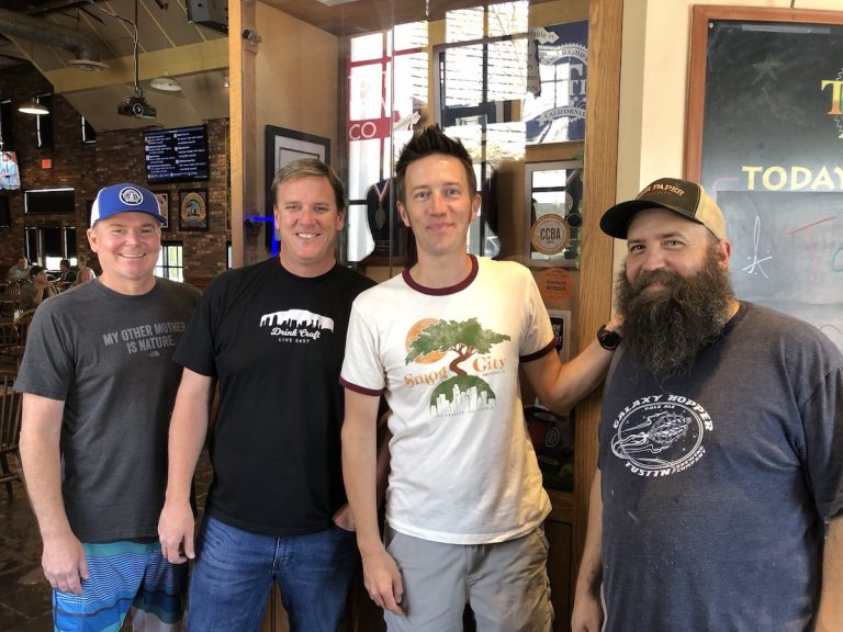 Tustin Head Brewer Talks Beer, Food, and Family as Anniversary Approaches