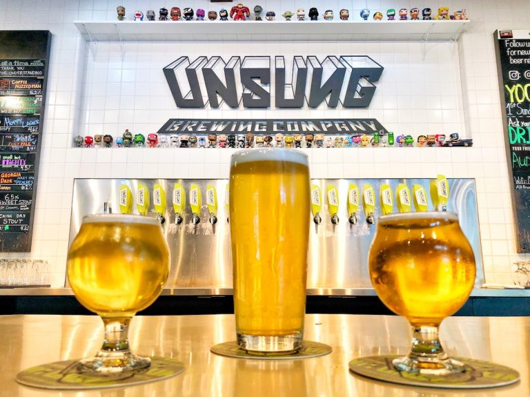 Anaheim's Unsung Brewing Co. Celebrates 3 Years of Heroic Beers