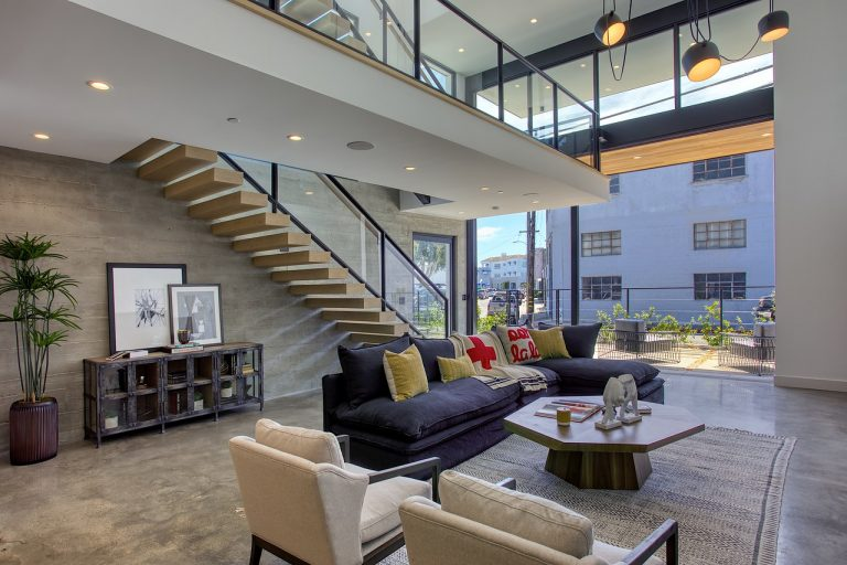 Newport Beach Home in Mixed-Use Area Offers Many Perks