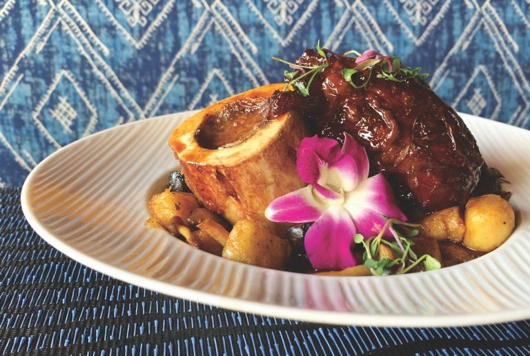 Bites: Osso Buco at Royal Hawaiian, and On-Point Cocktails at Knife Pleat