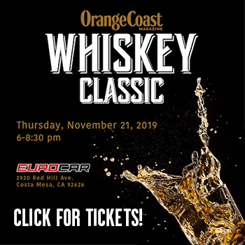 Orange Coast Whiskey Classic 2019