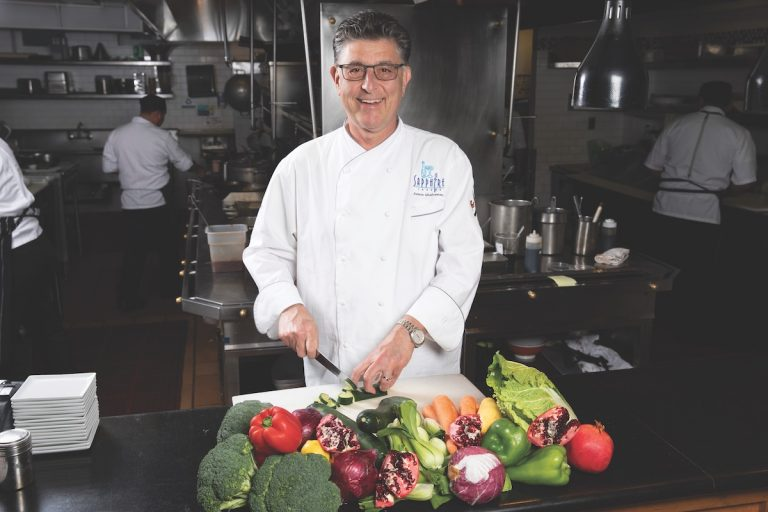 Picture of Success: Chef Azmin Ghahreman Teaches Kids to Eat 'For a Lifetime of Wellness'