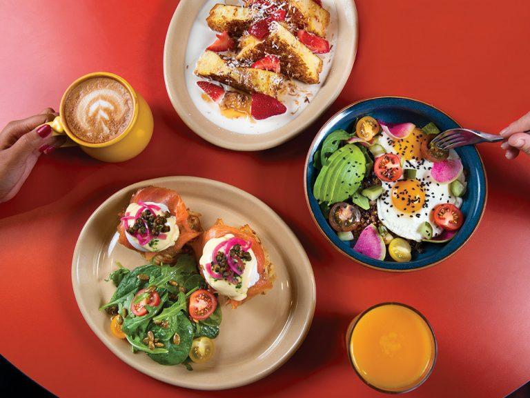 The Best Breakfast Spots in Orange County