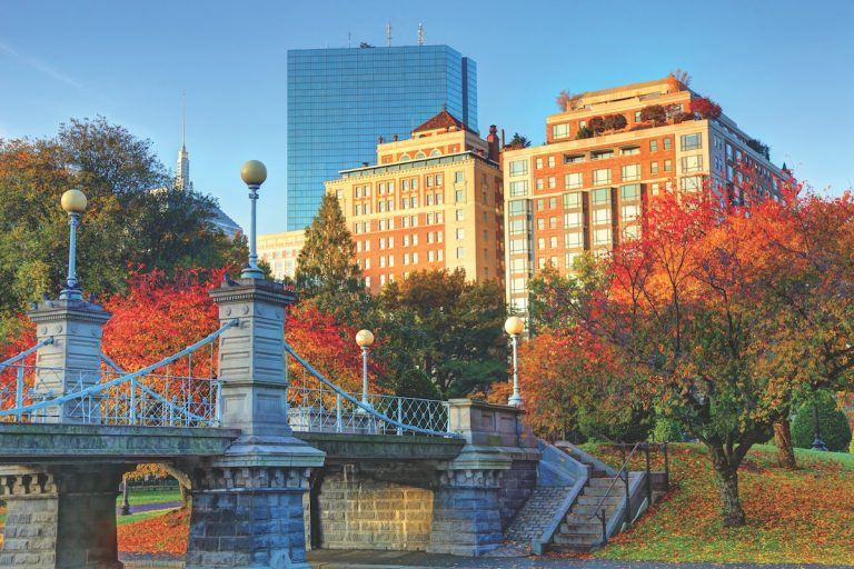 Perfect Getaway: Fall is a Great Time to Walk Through Historic City of Boston
