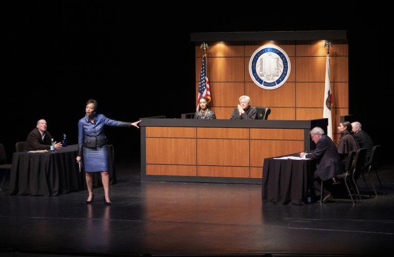 Richardson vs. Chemerinsky: Who Wins the Mock Trial at UC Irvine?
