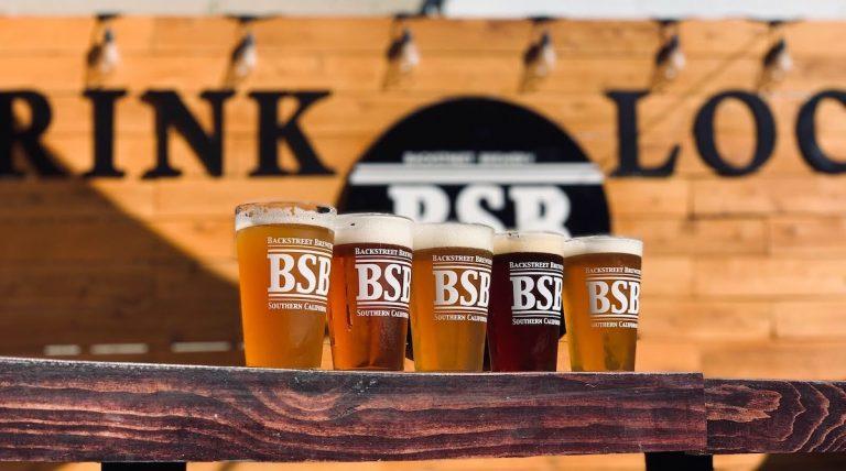 Backstreet Brewery: Anaheim's Under-the-Radar Hangout