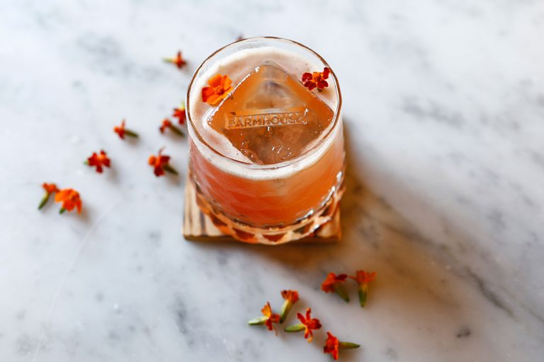 Pair Seasonal Autumn Fare with Cocktails For a Cause at Farmhouse at Roger's Gardens