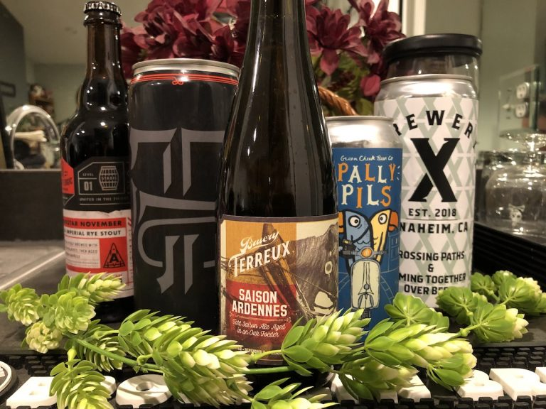Demonstrate Thanks with Beer:  Thanksgiving Beer Suggestions for 2019