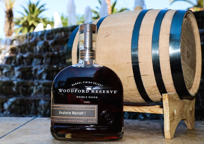 Anaheim Marriott's nFuse Kitchen & Bar Is The Spot For Bourbon Enthusiasts