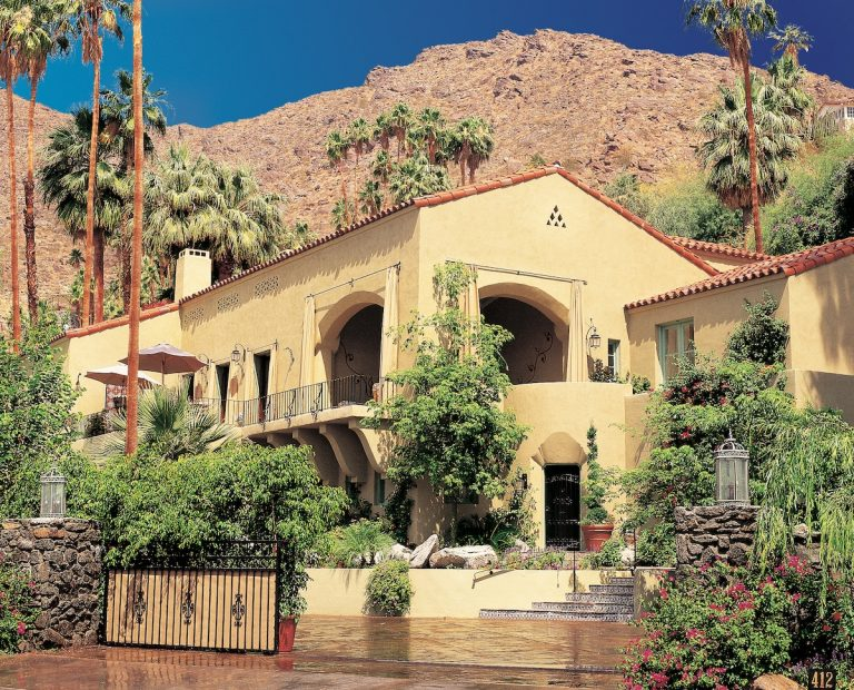 Perfect Getaway: Palm Springs is Booming Yet Tranquil—Depending on Your Mood