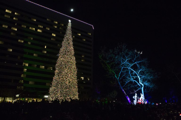 UPDATED: Brighten the Holidays With These Tree Lightings and Other Events