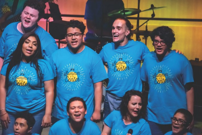 Performance Miracles: Summer at the Center Gives Young People a Fresh Start