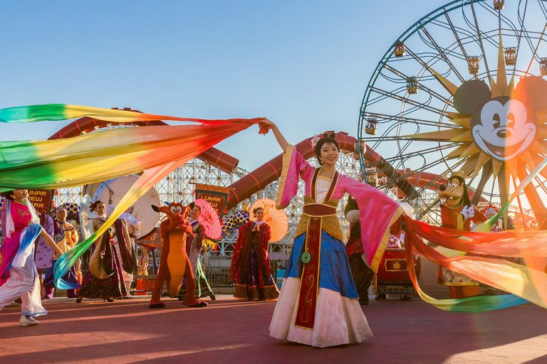 Your Guide to the Lunar New Year Celebration at Disney California Adventure