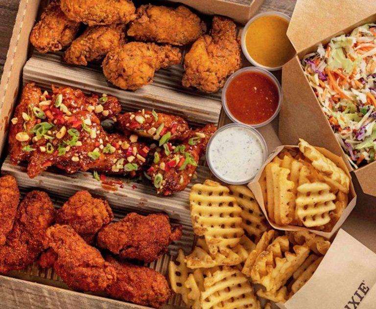 Bruxie Goes Beyond Waffles, Adds Chicken Wings to Menu