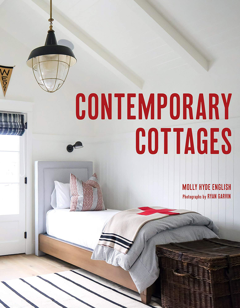 This Book About Contemporary Comfort Highlights 13 Cottages in Orange County