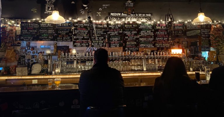 Unassuming Craft Beer Hangout Mission Bar in Santa Ana Turns 3