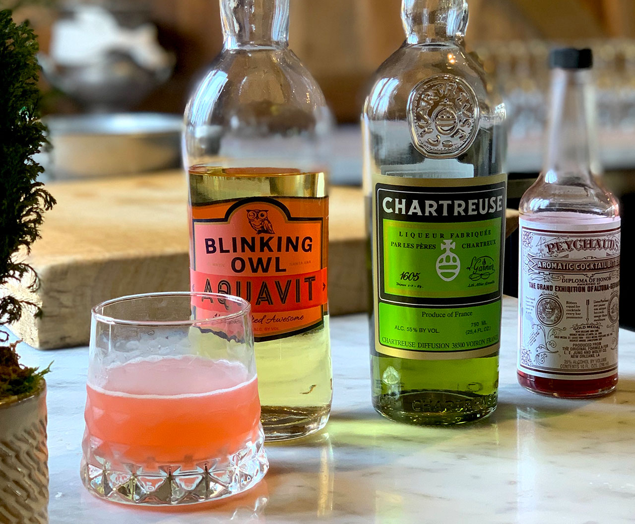 Clear Advantage: Milk-Washed Cocktails at Farmhouse
