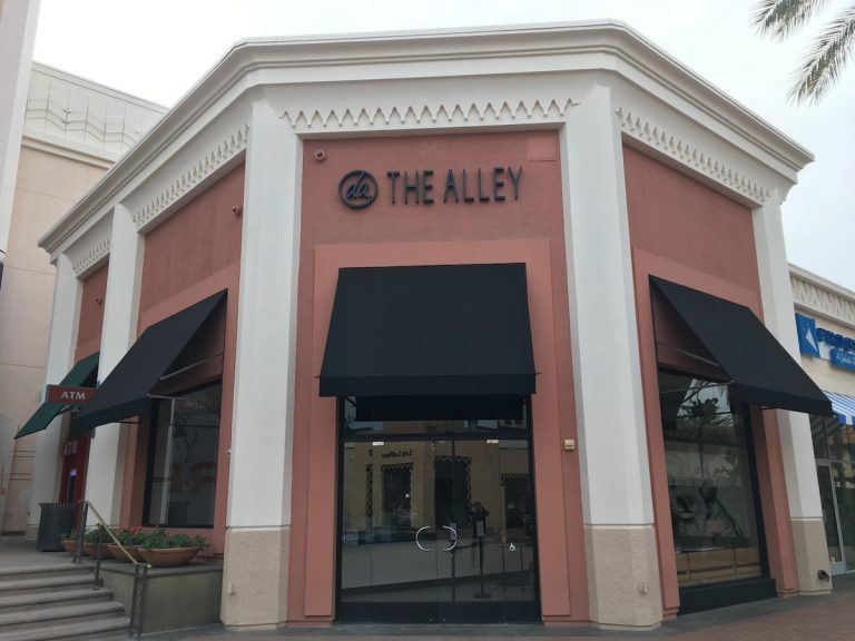 The Alley Tea Shop Offers Free Items Saturday At Irvine Spectrum Grand Opening