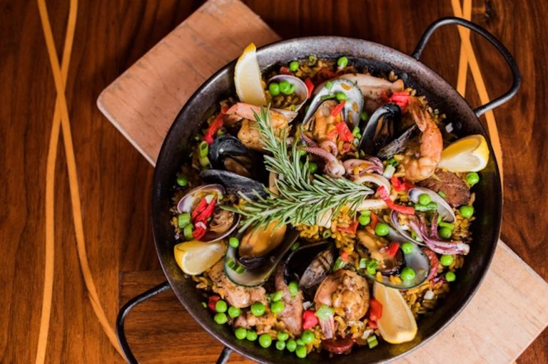 Cafe Sevilla Opens This Month in Costa Mesa's Triangle Square