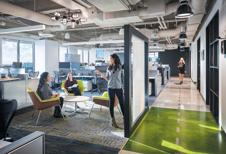 Boosting Creativity: Zillow's O.C. Office Reflects a SoCal Design Vibe