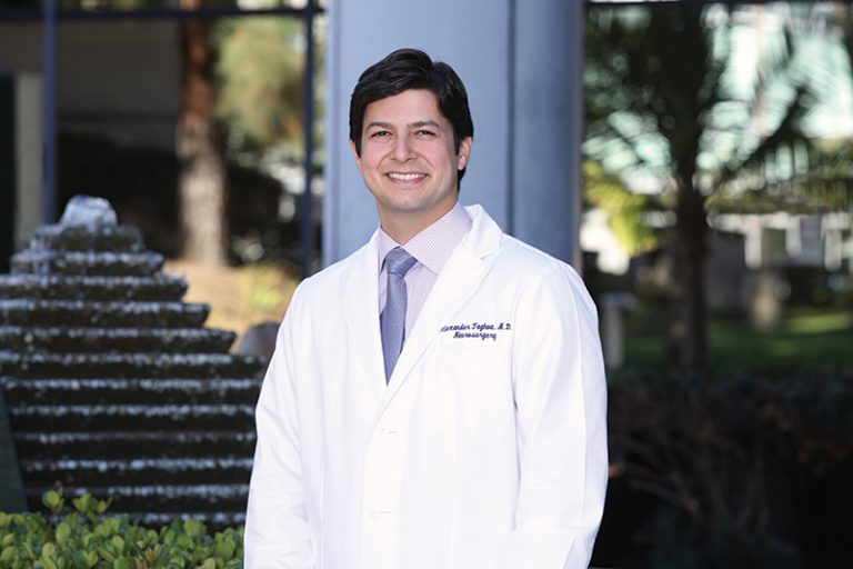 Alexander Taghva, MD – Orange County Neurosurgical Associates
