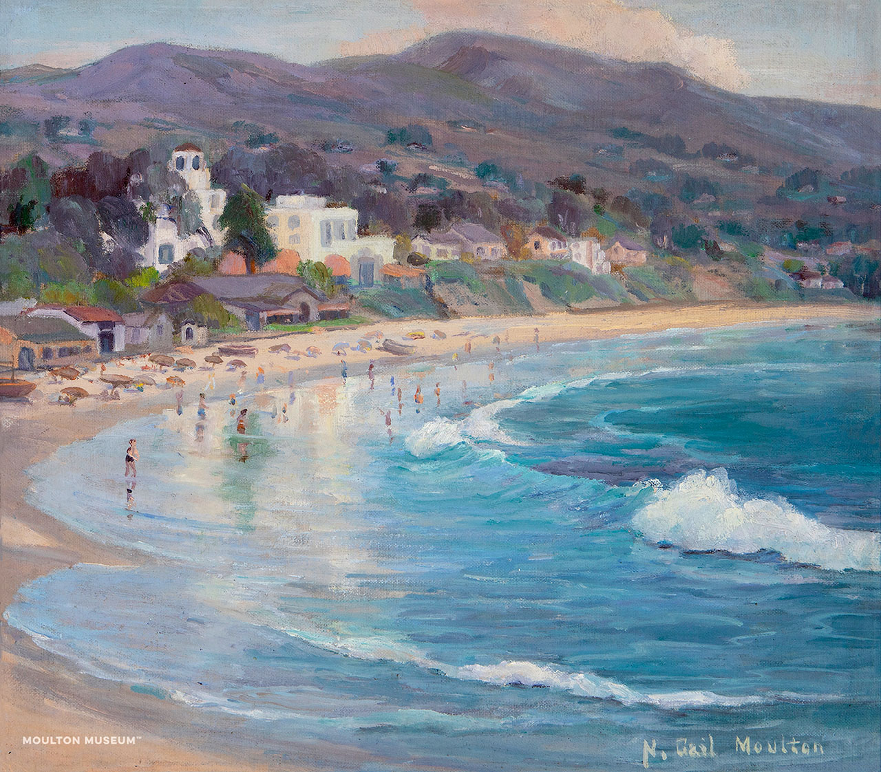 Casa Romantica Display Honoring Nellie Gail Moulton's Legacy Opens This Month
