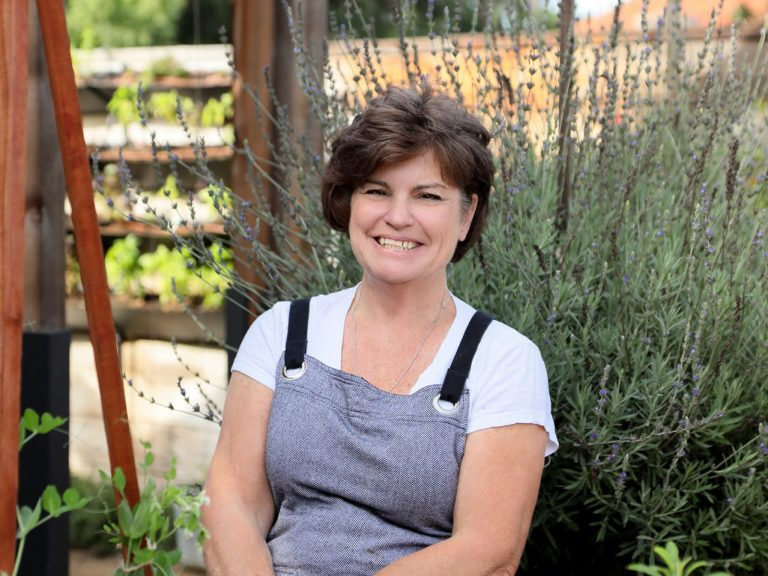 Provenance Chef-Owner Cathy Pavlos Shares Tips On Growing an Edible Garden