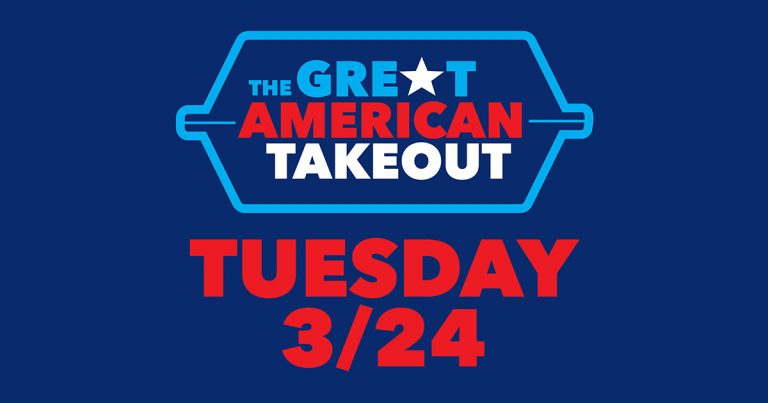 How To Participate In The Great American Takeout In O.C. Today!