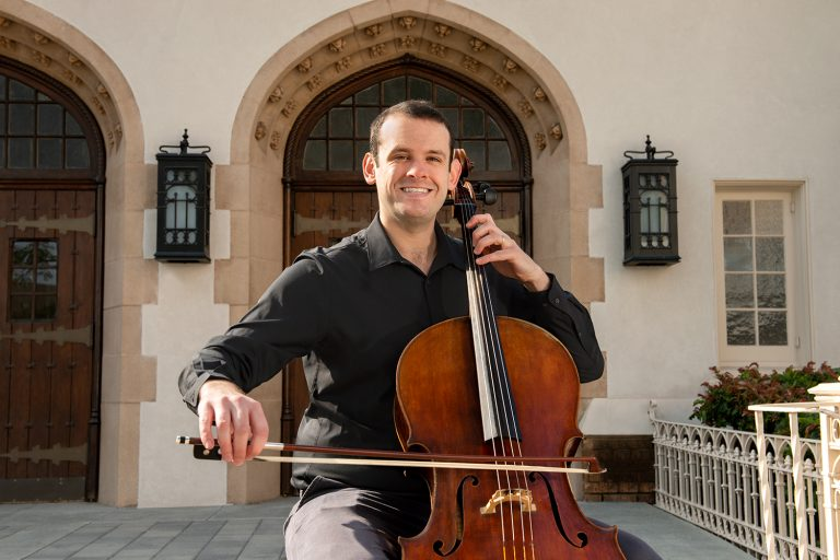 String Theory: Cellist Returns to O.C. to Join Symphony