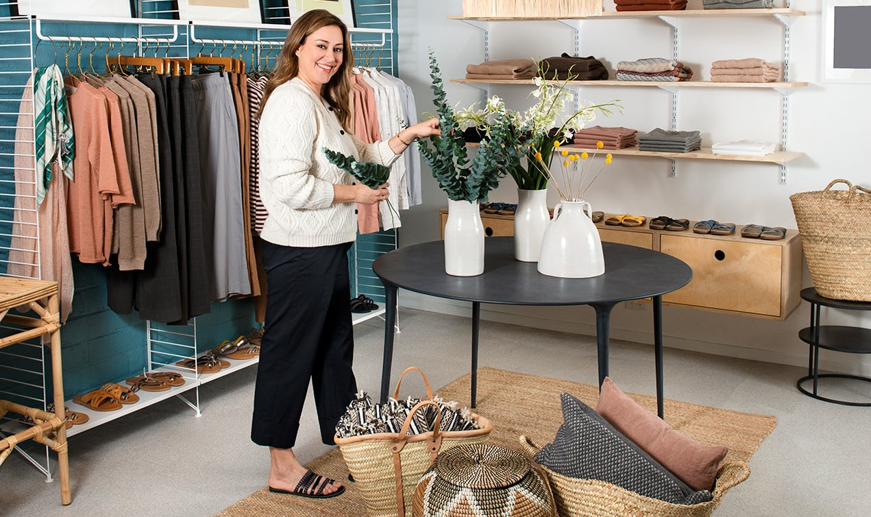 At Hjom in Newport Beach, Brands From Abroad Come With Danish Comfort