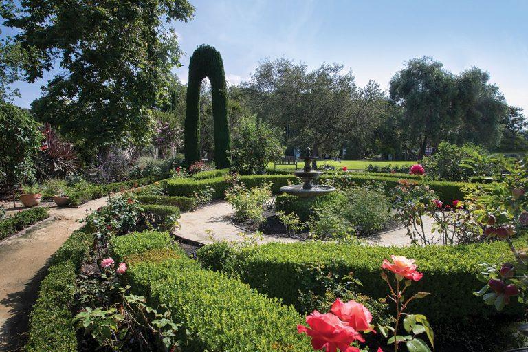 On The Market: San Juan Capistrano Home's Gardens Offer Serene Retreat