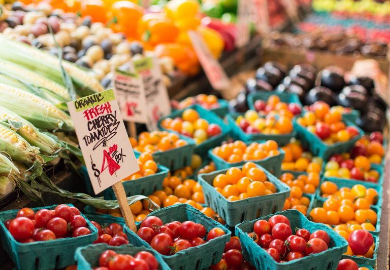 Skip The Grocery Store and Grab Produce From Farmers Markets and More