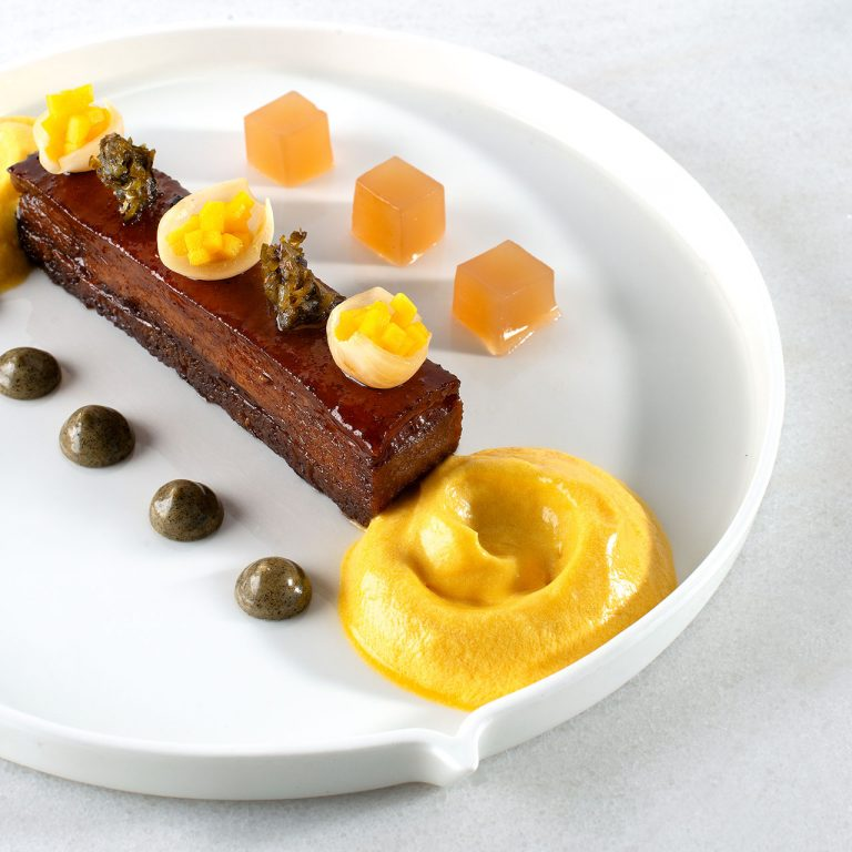 Here Is Our 2020 Dish of the Year From Marché Moderne
