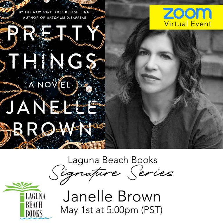 Laguna Beach Books to Host Virtual Events with Janelle Brown and Louise Erdich