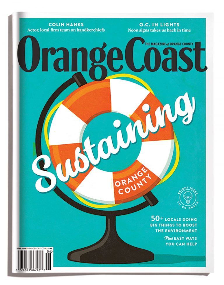 """Editor's Note on Our June 2020 """"Sustaining Orange County"""" Issue"""