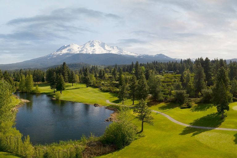 A Relaxing Mountain Escape Awaits at Mount Shasta