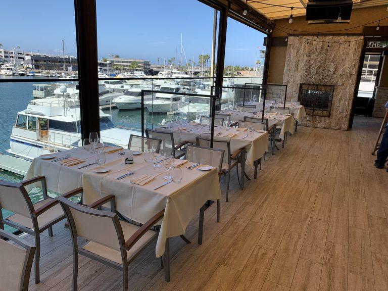O.C. Restaurants Take Extra Care in Reopening