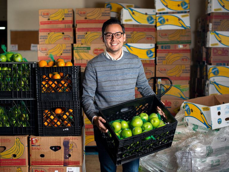 Q&A With the Senior Manager of Sourcing and Sustainability at Second Harvest Food Bank