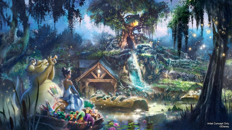 Disneyland: Parks and Hotels Reopening Delayed and Splash Mountain Retheme Announced
