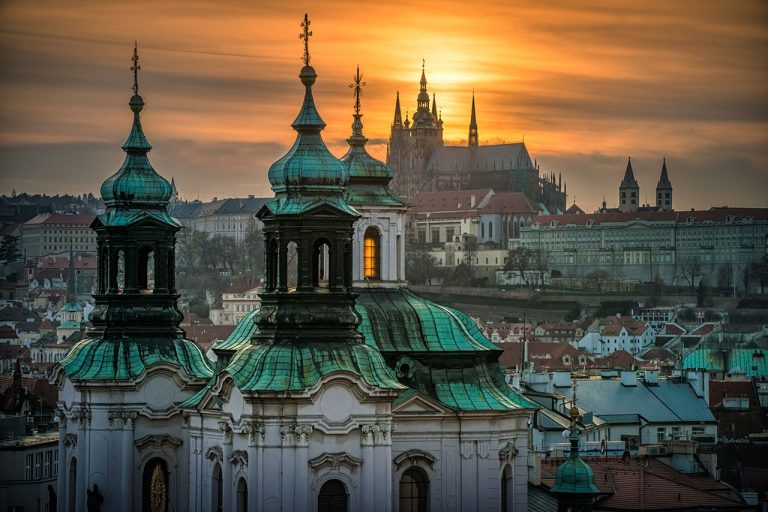 Find History and Architectural Splendor in Prague