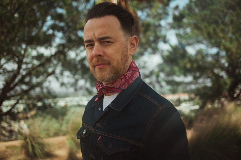 Colin Hanks Teams with Seal Beach's Anderson Brothers to Design Handkerchief Line